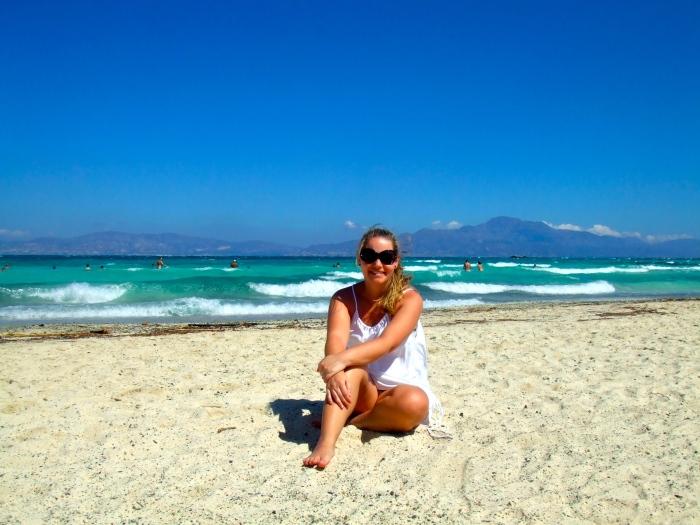 Chrissi Island - praia