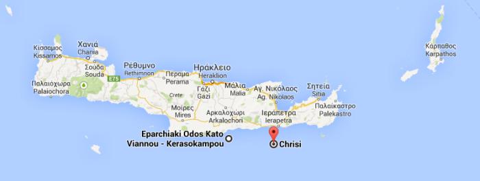 Creta e Chrissi
